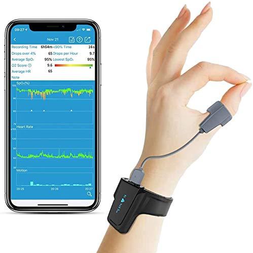El mejor oxímetro de pulso Bluetooth