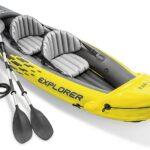 Comparatif des 10 meilleurs canoés kayak gonflables en 2021