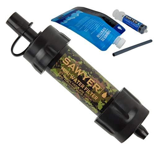 El mejor purificador de agua de supervivencia